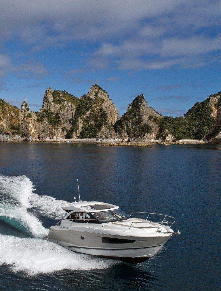 Jeanneau Leader 36 ~ Boating NZ
