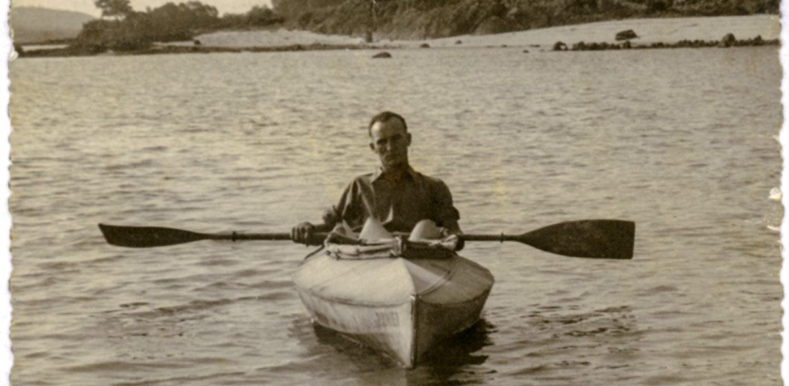 Oskar Speck: the kayaker history forgot