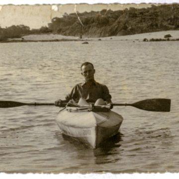 Oskar Speck: the kayaker history forgot