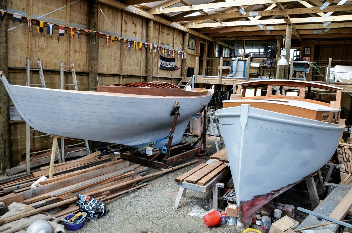 Restoring classics: recovering the DNA ~ Boating NZ