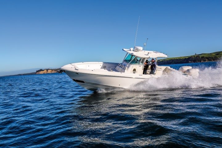 Power to thrill: 7 Marine 627S ~ Boating NZ