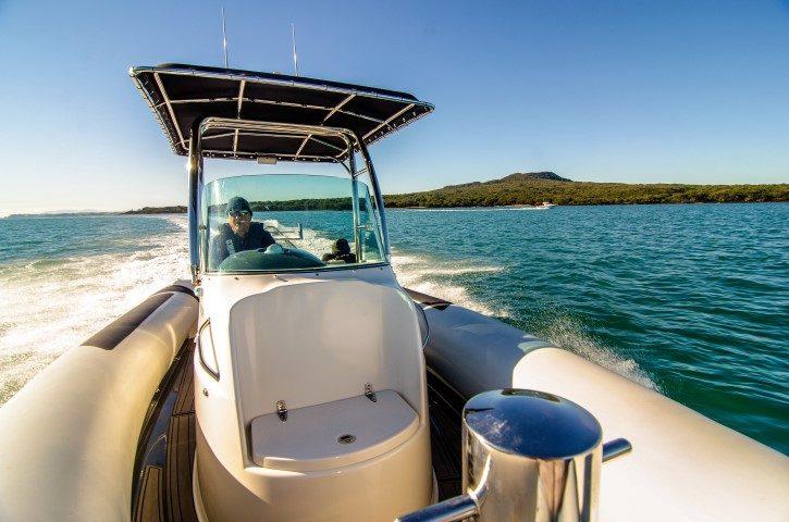 Buccaneer 630 Enforcer RIB ~ Boating NZ