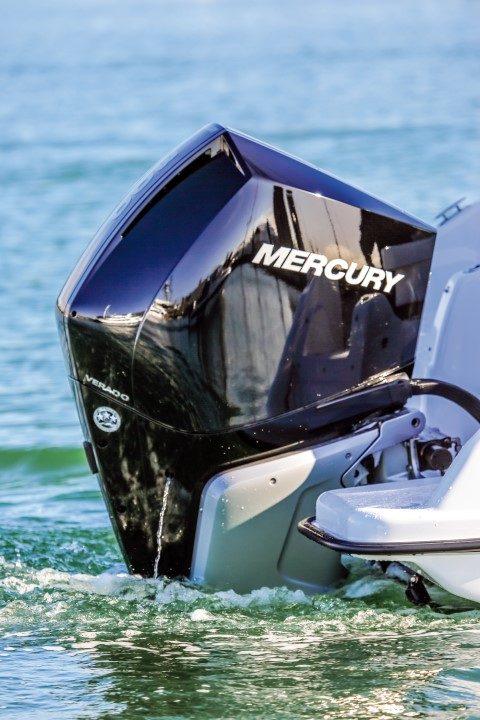 Mercury Verado V8: Mighty Machines ~ Boating NZ