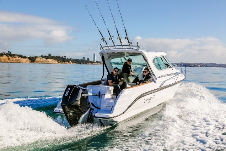 Mercury Verado V8: Mighty Machines ~ Boating NZ