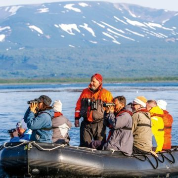 Rodney Russ: Southern Ocean Explorer