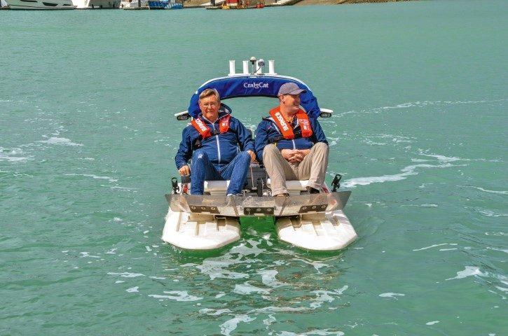 Torqeedo: an electric future ~ Boating NZ