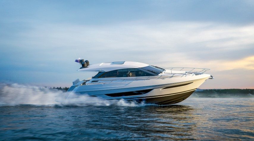 RECORD MARITIMO SALES AT AUCKLAND SHOW