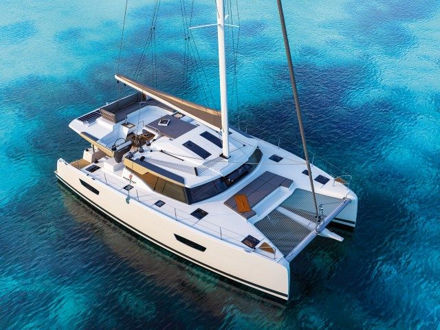 FOUNTAINE PAJOT 45' SAILING CAT