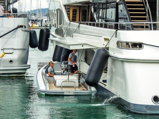 Dealing with argy-bargy ~ Boating NZ