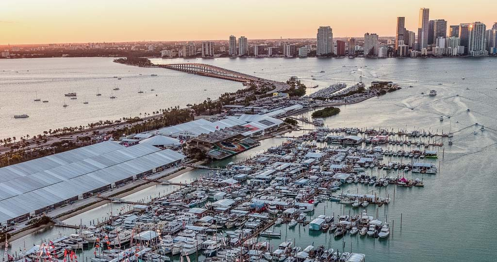 MIAMI NICE – MIAMI INTERNATIONAL BOAT SHOW