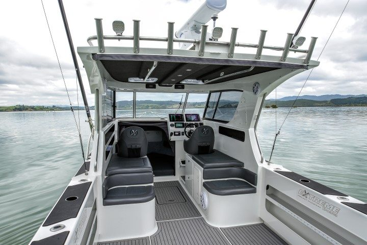 Extreme 885 Game King ~ Boating NZ