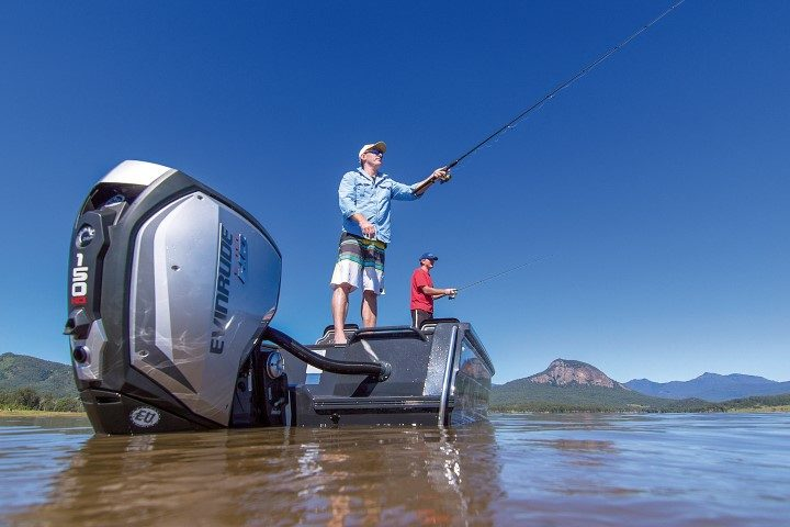 EVINRUDE OFFERS 10-YEAR WARRANTY