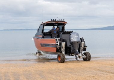 Haines Hunter Sp725 Boating Nz