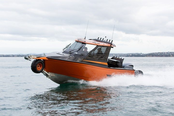 Sealegs 8 5 Alloy Cabin ~ Boating NZ