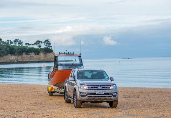 Tow Test: VW Amarok V6