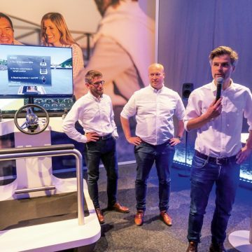 Volvo Penta Fires Up