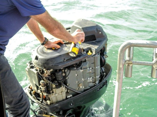 Yamaha F350 Outboard Problems