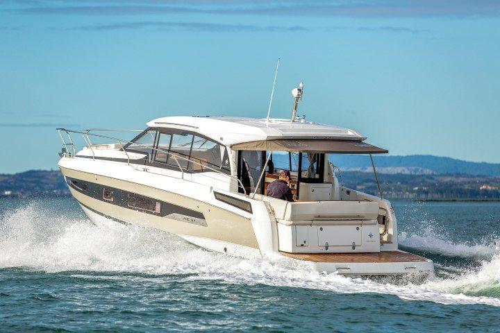 Jeanneau NC37 ~ Boating NZ