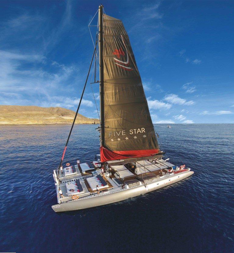 Multihull Solutions' Ocean Voyager
