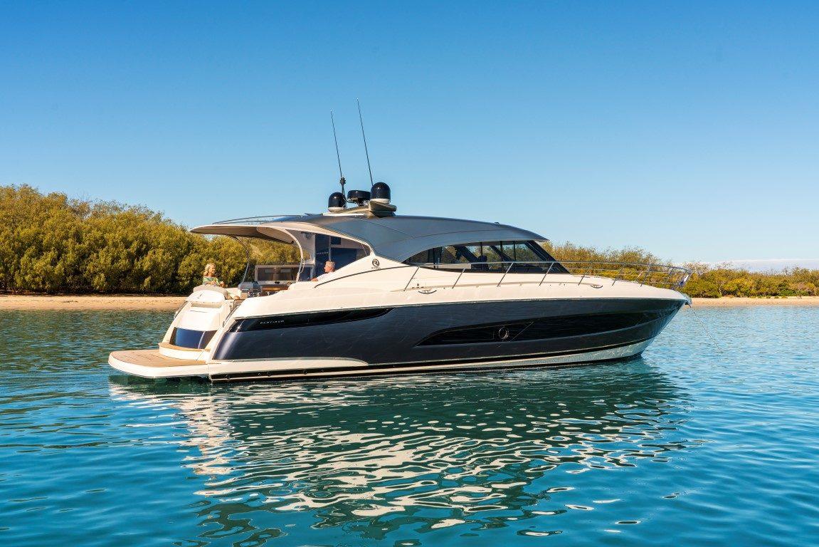 Riviera premieres at Sydney International Boat Show