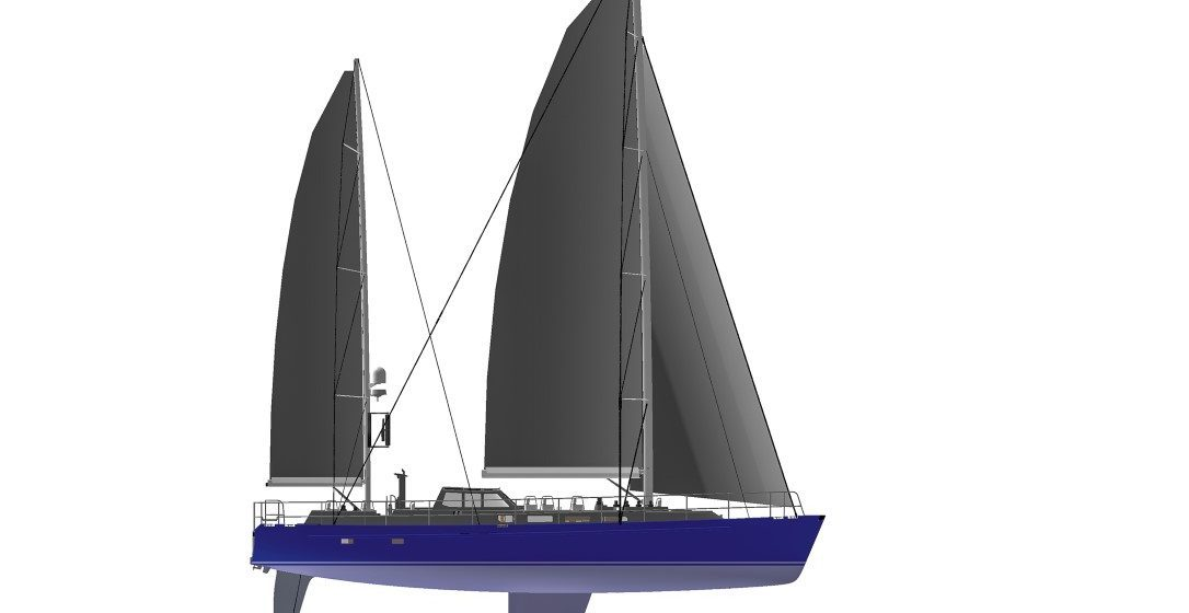 BLUEWATER KETCH FOR LSB