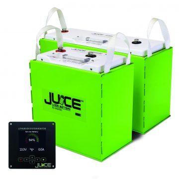JUICE pro Series li-ion