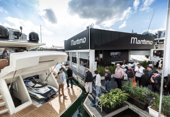 Maritimo success in Sydney