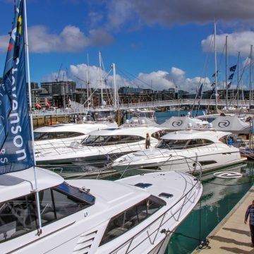 Boat Show buzz
