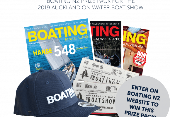 Boat show pack