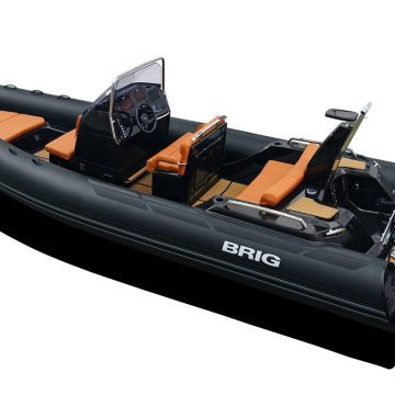 Brig  Eagle 6.7 for Family Boats