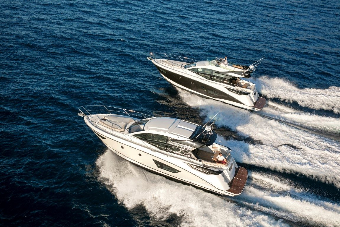 NEW Beneteaus at Auckland On Water Boat Show