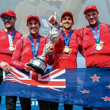 World match racing renewed