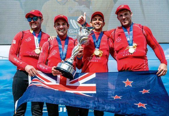 World match racing renewed