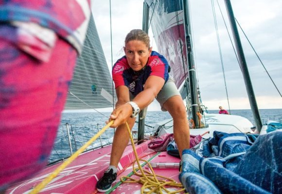 REVIEW OF WOMEN IN SAILING