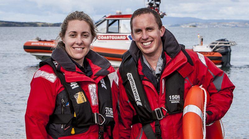 become a Coastguard member