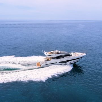 Princess Yachts at Cannes Yachting Festival