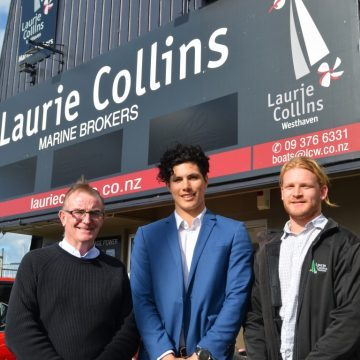 Sales team boost at Laurie Collins