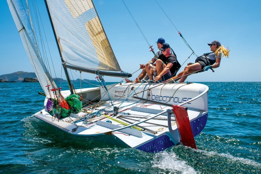 2020 Sailing Week entries