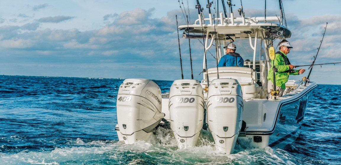 OUTBOARDS FOR THE GODS