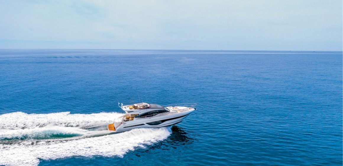 RECORD YEAR FOR PRINCESS YACHTS