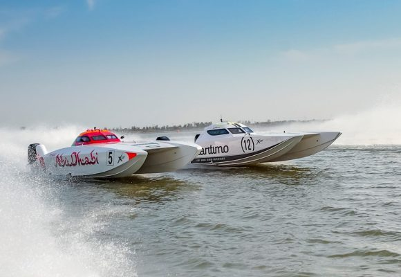 Maritimo Racing wins in Shanghai