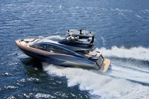 Volvo Penta IPS brings Lexus luxury to sea