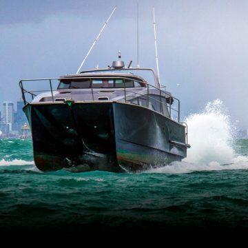 Strong gale? Yeehaa!