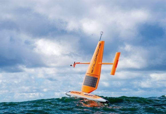 MORE RECORDS FOR SAILDRONE