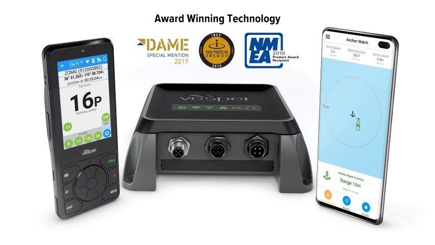 Cortex wins NMEA & IBEX Awards