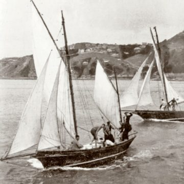 BOATING FAMILIES – The Freyberg boys, PART 2