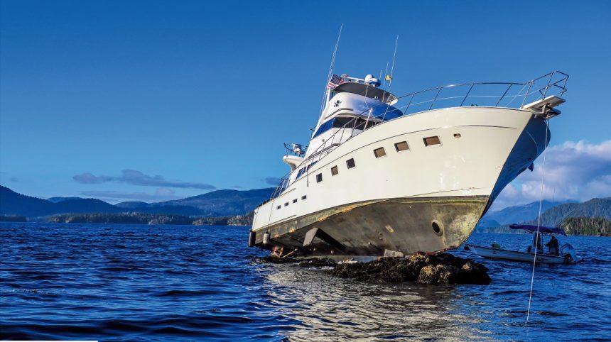 Run aground?