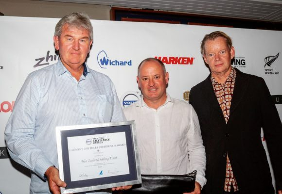 SAILING TRUST'S EXCELLENCE AWARD