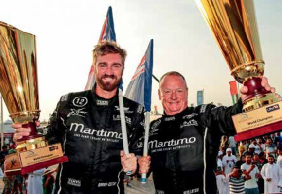 MARITIMO BEATS WORLD'S BEST
