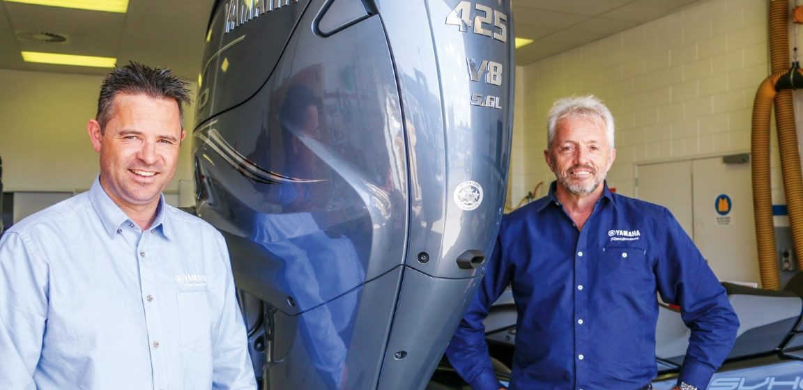 New Marine appointment at Yamaha